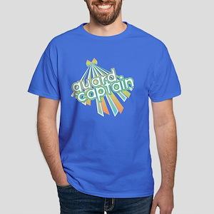 Retro Guard Captain Dark T-Shirt