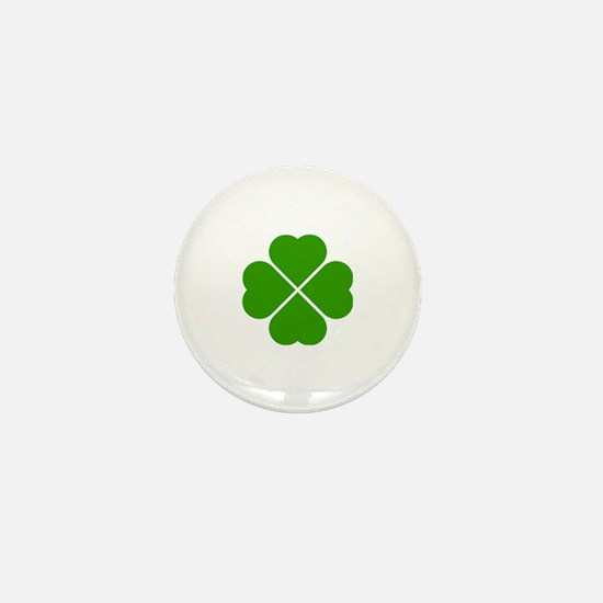 Cute Good luck Mini Button