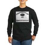 Property of an Obstetrician Long Sleeve Dark T-Shi