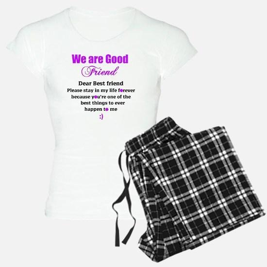 Good Friend Pajamas