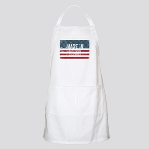 Made in Old Station, California Light Apron
