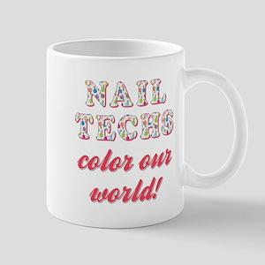 NAIL TECHS Mugs
