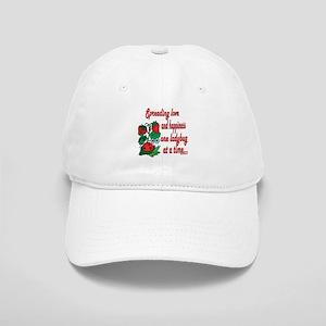 Spreading Love Ladybugs Cap