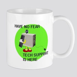 Tech Support Here Mug