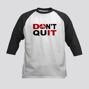 Dont Quit Rowing Baseball Jersey