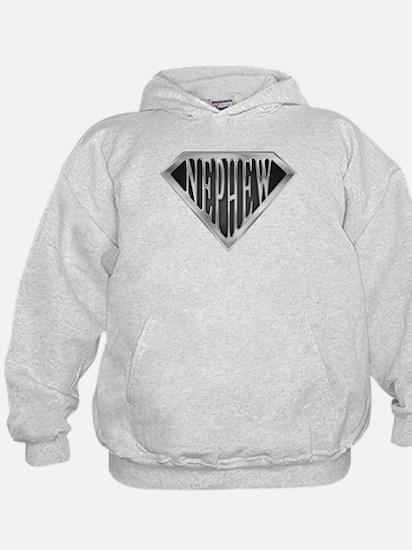 SuperNephew(metal) Hoodie