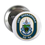 "USS Shenandoah (AD 44) 2.25"" Button (10 pack)"
