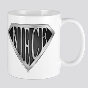 SuperNiece(metal) Mug