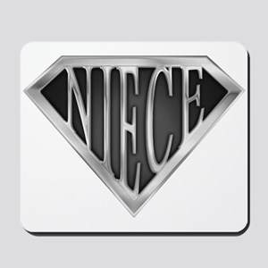 SuperNiece(metal) Mousepad
