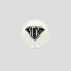 SuperNiece(metal) Mini Button