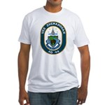 USS Shenandoah (AD 44) Fitted T-Shirt