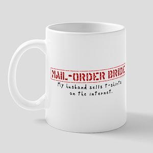 Mail-Order Bride Mug