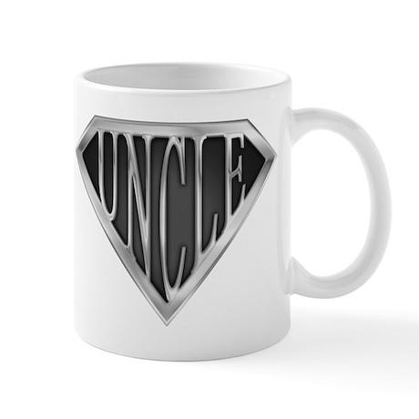 SuperUncle(metal) Mug