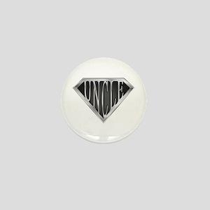 SuperUncle(metal) Mini Button