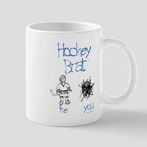 Hockey Brat Hockey Mug