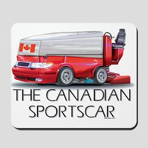 Canadian Sportscar Hockey Mousepad