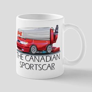 Canadian Sportscar Hockey Mug