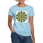 Green Pattern 001 Women's Light T-Shirt