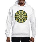 Green Pattern 001 Hooded Sweatshirt
