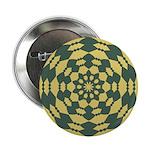 Green Pattern 001 Button