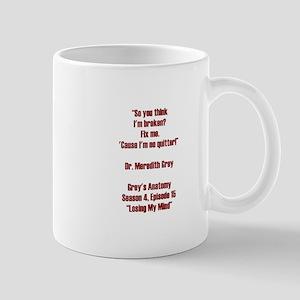 SO YOU THINK... Travel Mugs