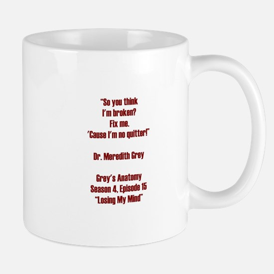 SO YOU THINK... Travel Mugs