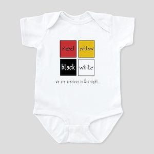 in His sight Infant Bodysuit