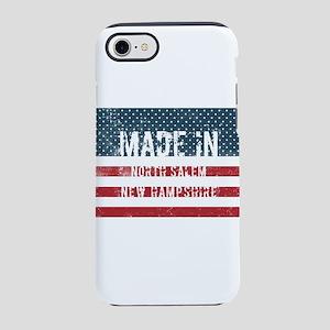 Made in North Salem, New Ham iPhone 8/7 Tough Case