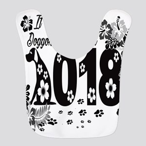 2018 Dog Year: Polyester Baby Bib