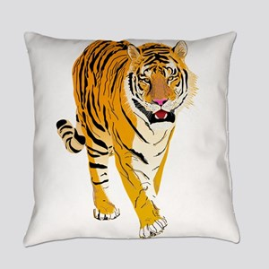 Tiger Everyday Pillow