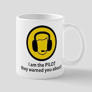 Pilot Warning Mug