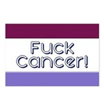 Fuck Cancer Postcards (Package of 8)