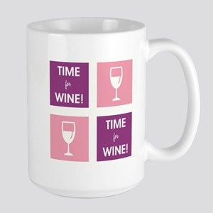 TIME FOR WINE! Mugs