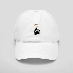Bear Pride Paw Rip Cap