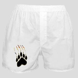 Bear Pride Paw Rip Boxer Shorts