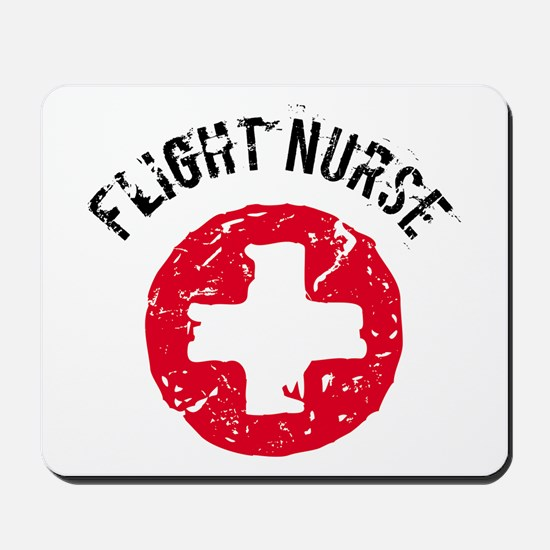 Flight Nurse Mousepad