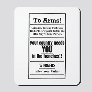 To Arms! Mousepad