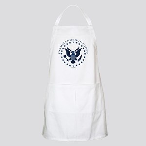 Commander-in-Chef BBQ Apron