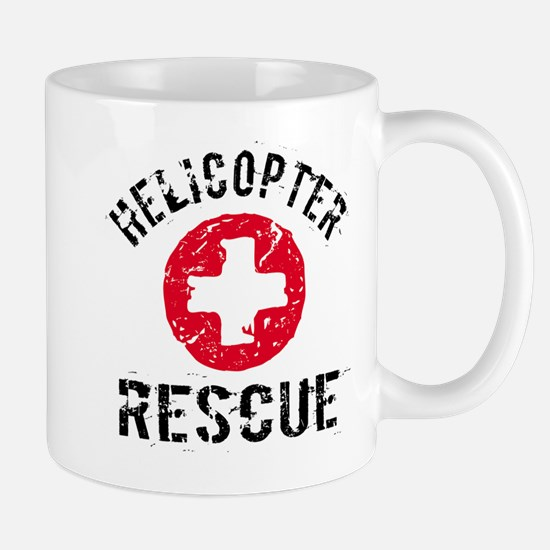 helicopter Rescue Mug
