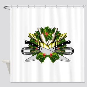 Chef Life Shower Curtain