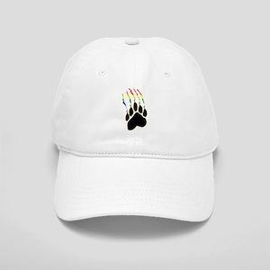 Gay Pride Paw Rip Cap