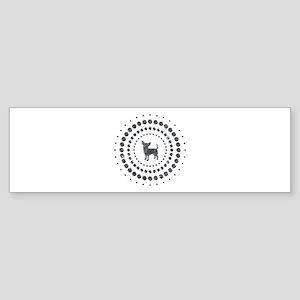 Chihuahua Sticker (Bumper)