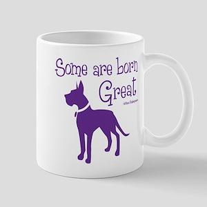 BORN GREAT Mug