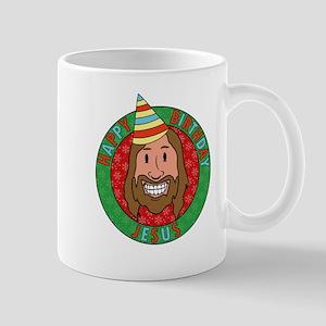 Happy Birthday Jesus Mugs