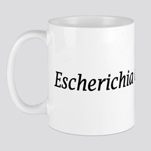 E. coli Mug