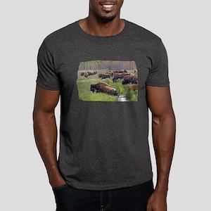Buffalo Crossing Dark T-Shirt