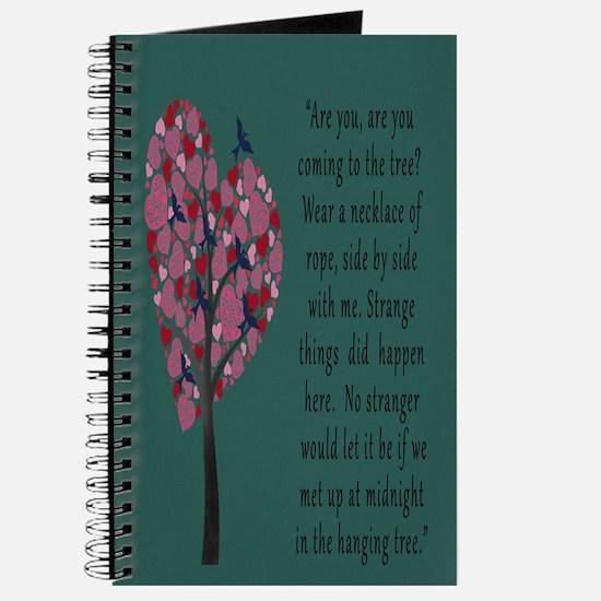 Hunger Games Hanging Tree Journal