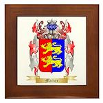 Mattox Framed Tile
