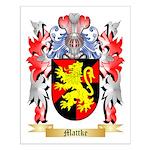 Mattke Small Poster