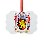 Mattke Picture Ornament